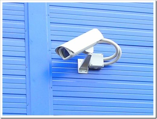 Скрытными должны быть не только камеры, но и коммуникации