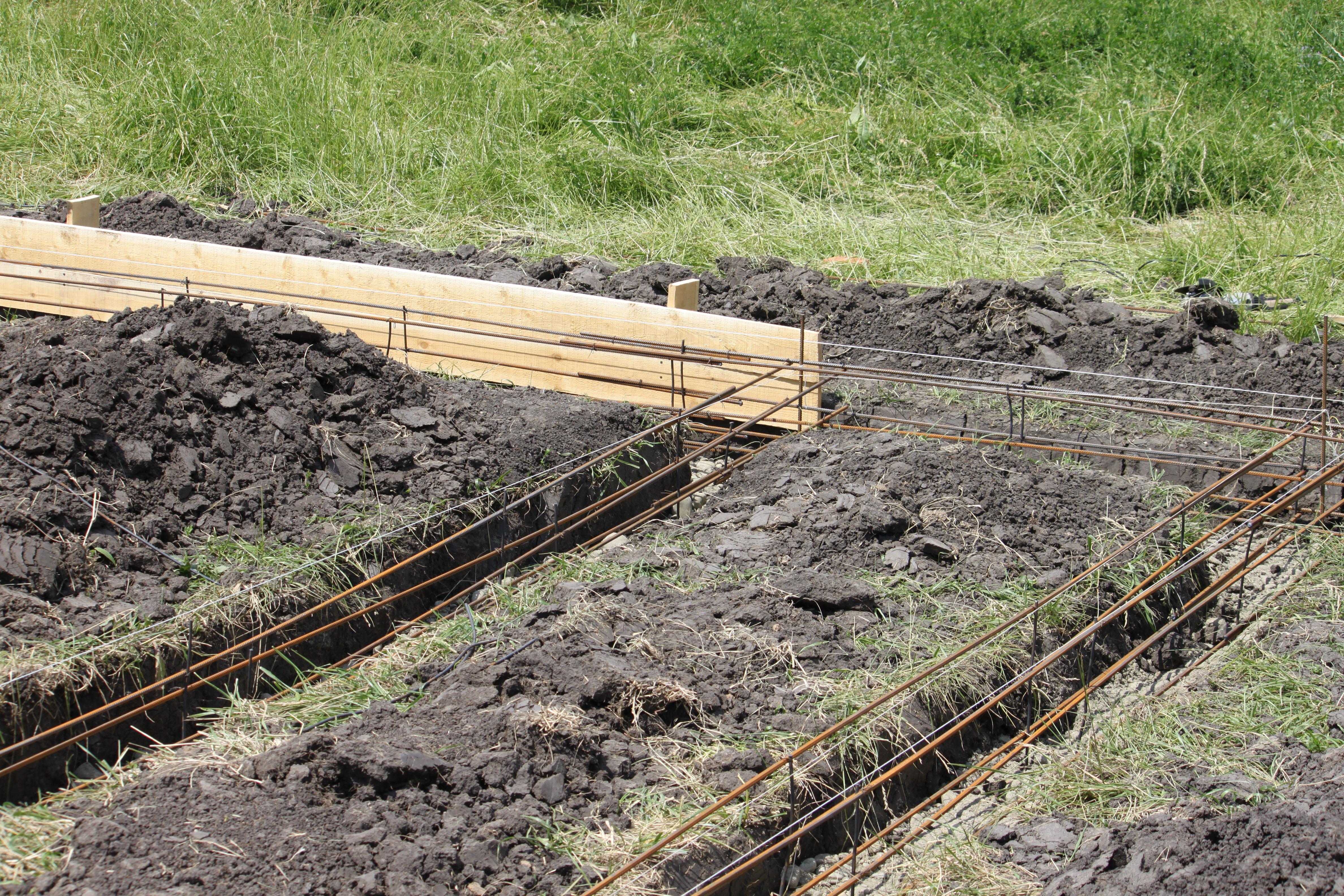 С чего начать строительство бани