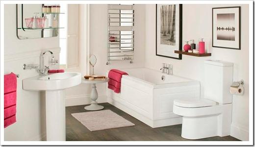 Сантехника для ванной: ванная