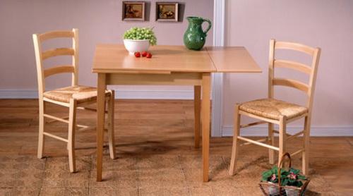 Виды кухонных столов