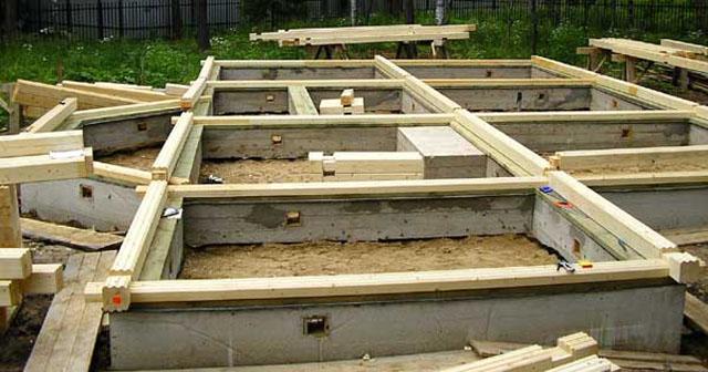Фундамент – основа постройки