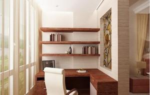 Как объединить лоджию и комнату