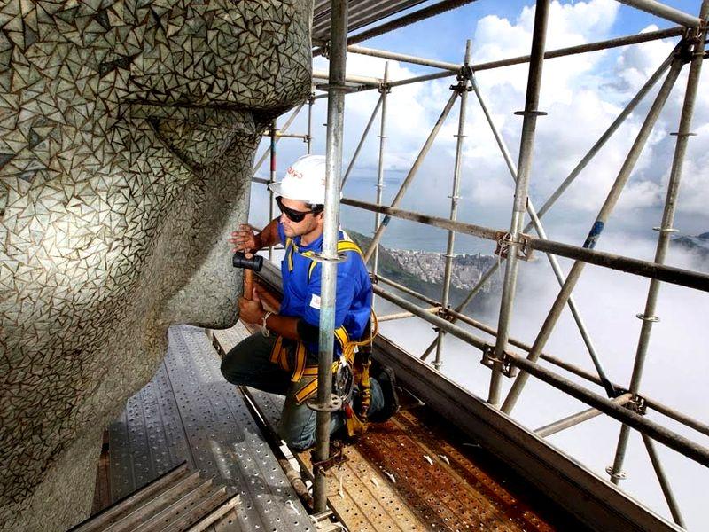 Назначение строительных лесов