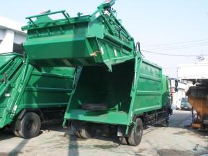 Вывоз мусора и различных отходов контейнерами в Москве