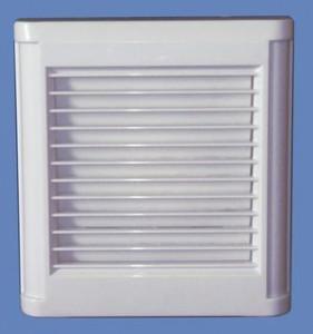 Переточная решетка для вентиляции