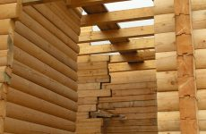 Выбор бруса для строительства дома