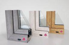 Роскошные окна с текстурами дерева от REHAU