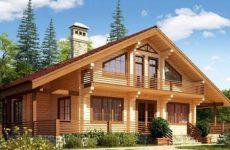 Современные дома из клееного бруса. Популярность и востребованность