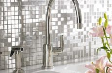 Мозаика для ванной, растяжки, керамическая мозаика