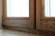 Деревянные окна со стеклопакетом в Москве