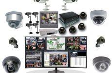 Оборудование для видеонаблюдения с доставкой на дом