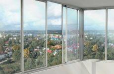 Какое выбрать остекление балкона — из пластика или алюминия и почему