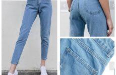 Одежда мужская и женская в Омске. Как выбрать джинсы?