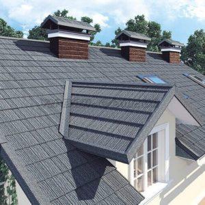 Ремонт крыши по современным меркам. Композитная черепица