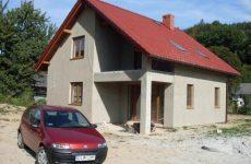 Дома из газобетона в современном стиле. Газобетон – актуальный строительный материал