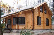 Дома для постоянного проживания из бруса в Москве и Московской области