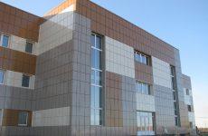 Вентилируемый фасад из фиброцементных плит в Украине
