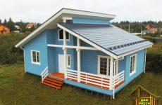 Хотите на своём загородном участке красивый и современный загородный дом? Строительство и реконструкция дома в Санкт-Петербурге и области