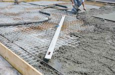 Термомат для бетона