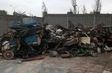 Бесплатный вывоз металла в Москве и Московской области от 100 кг