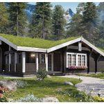 Дома из клееного бруса – строительство и плюсы