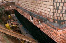 Фундамент с цокольным этажом от компании МироЛид