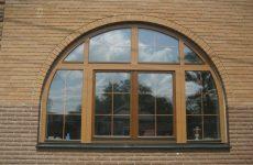 Ламинация окон: как получить не белые окна в интерьере