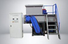 Промышленное оборудование. Шредеры для пластика