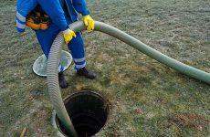 Прокладка канализационной системы и установка оборудования