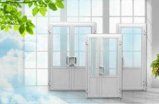 Металлопластиковые двери в Тирасполе