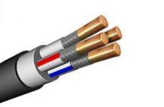 Безопасность электропроводки! Силовой кабель ВВГнг-FRLS огнестойкий