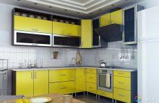Кухни по индивидуальным проектам в Киеве