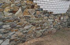 Отделочные работы. Технические характеристики бутового камня в Москве и Зеленограде
