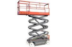 Гидравлические строительные подъёмники. Устройство и применение