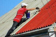 Пора красить крышу!
