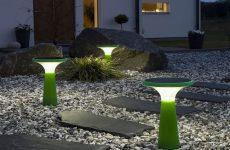 Множество моделей и вариантов оформления осветительных приборов для наружного использования