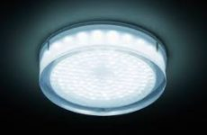Преимущество светодиодных светильников