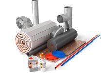 Ключевые позиции теплоизоляции Энергофлекс