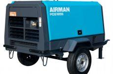 Промышленные и строительные компрессоры AIRMAN