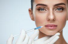 Проведение косметологических процедур с филлеров