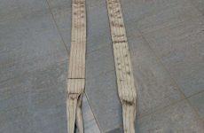Преимущества использования текстильных строп для грузоперевозок