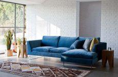 Дизайнерский мягкий диван Делавега