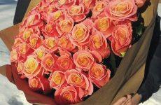 Доставка цветов по Санкт-Петербургу. Выбираем подходящий букет