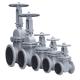 Установка задвижек 30с41нж в трубопроводных системах