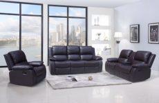 Комплекты мебели из кожи – кожаный диван и кресло