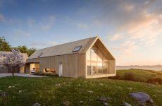 Строительство деревянных домов от компании «Промстройлес»