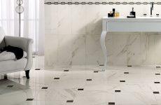 Керамическая плитка – универсальное решение для отделки стен и пола