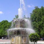 Проектирование и строительство фонтанов с освещением