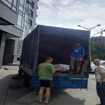 Услуги газели с грузчиками для переезда