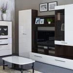 Мебель для гостиной на заказ от профессионального дизайнера